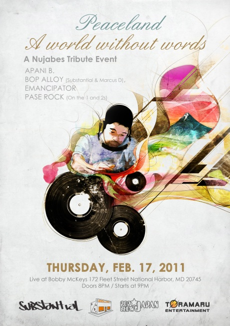 A Nujabes Tribute Event