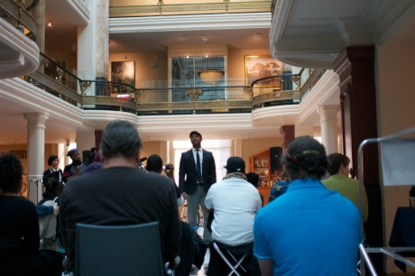 Substantial Live @ The Smithsonian American Art Museum's Luce Center